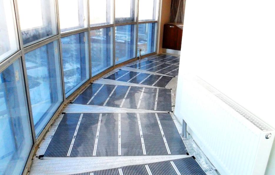 Реконструкция балкона с предотвращением конденсата